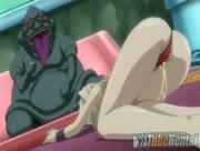 Soukou ki onna Iris - violet monster